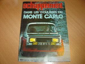 Tubo-de-escape-N-101-Rallye-2-Kitee-Monte-Carlo-Guy-Chasseuil