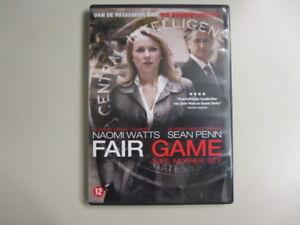 FAIR-GAME-DVD