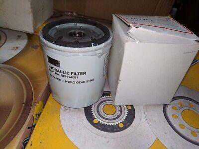 Hydro Gear TRASMISSIONE OLIO Filtro per Filtri SF P//N 51563//SPH94051