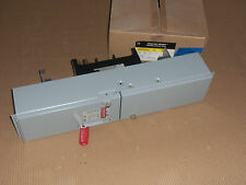 NEW GE ADS ADS36030HS 30 AMP 600V FUSIBLE PANEL PANELBOARD SWITCH