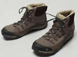 c3f76923b Women s OBOZ Juniper Mid B-DRY WP Waterproof Boots Shoes Size Sz US ...
