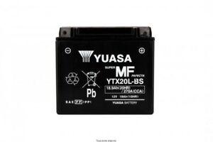 Batterie-moto-yuasa-YTX20L-BS-Can-Am-Outlander-400-efi-2009-a-2013