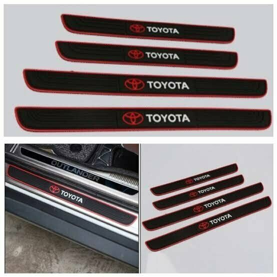 New Branded Door Sill Protectors