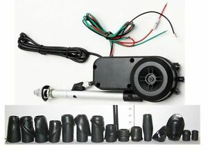 MERCEDES AUDI OPEL Automatico Elettrico Auto Antenna Antenna MOTORE Antenna