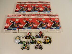 Set of 7 Nintendo Super Mario Kart Series 2 Collector Pins