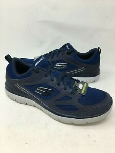 Details about NEW! Skechers Men's SUMMITS SOUTH RIM Navy Athletic Shoes #52812 G3B m