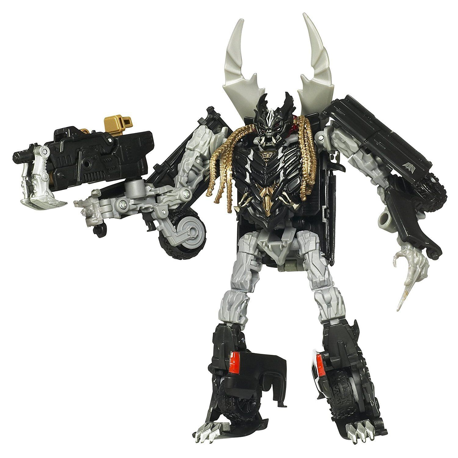 Transformers Mechtech Deluxe Crankcase Action Figure New   Sealed