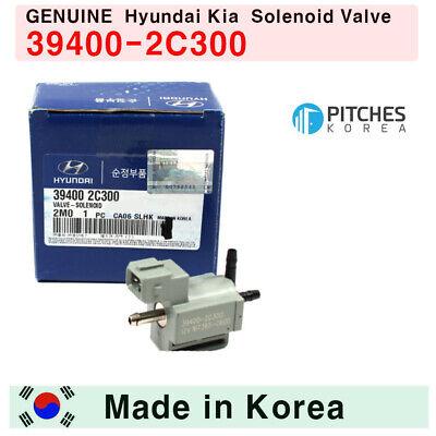 Genuine Hyundai 39400-2C300 Solenoid Valve