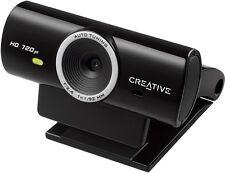 Creative Live Cam Sync HD 720p, Noise-cancellation,