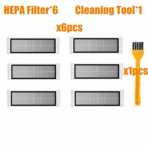 Hepa Filter For Roborock S50 S51 S55 S5 Max S6 Mi Robot Vacuum Cleaner Parts,New