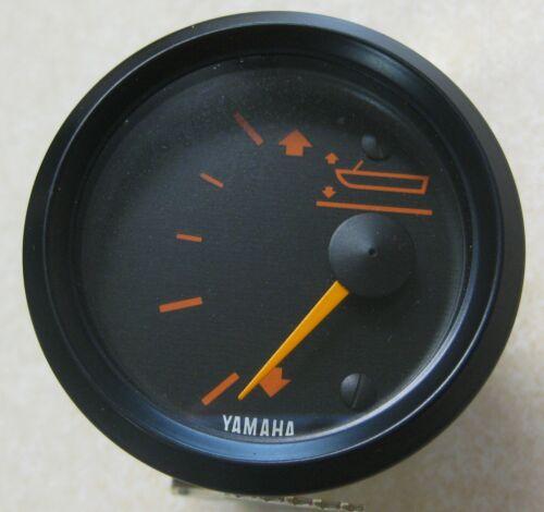 VDO Yamaha Boat Trim Gauge Black Face and Bezel VDO-TRIME-ST-00