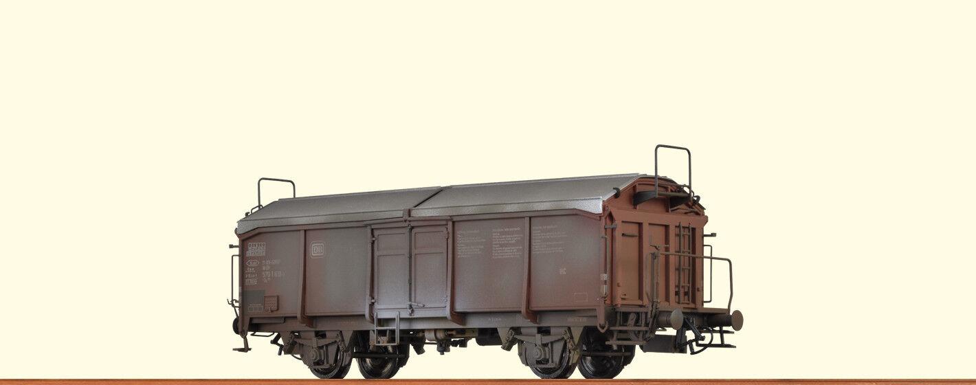 Brawa 48623 Vagón de Carga Cerrado Ts de Db Ep.IV  Patinada  Ho Nuevo
