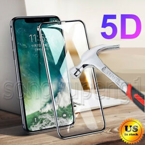 For-iPhone-XS-Max-XR-X-8-Plus-Curved-Full-Cover-Tempered-Glass-Screen-Protector