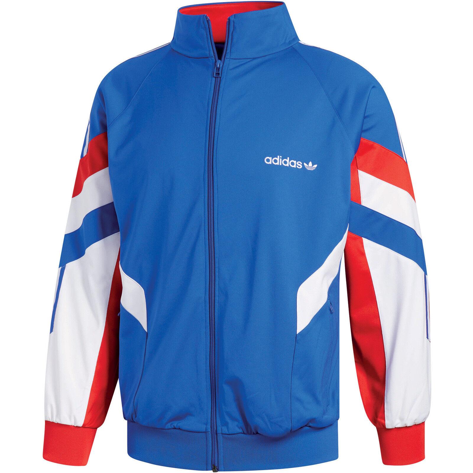 Adidas Originals Aloxe Aloxe Aloxe Track Top Retro-Trainingsjacke Herren-Sportjacke Jacke e7961e