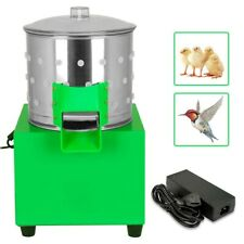 Hq Small Chicken Dove Feather Plucking Machine Poultry Plucker Birds Depilator