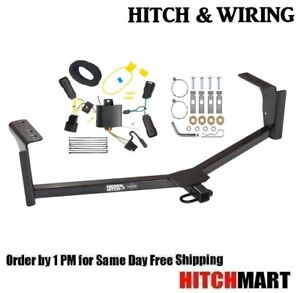 CLASS 1 TRAILER HITCH & WIRING FOR 2013-2020 FORD FUSION ...
