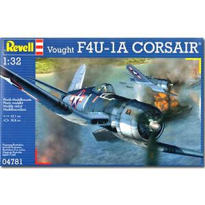 REVELL-Vought-F4U-1A-Corsair-1-32-Aircraft-Model-Kit-04781