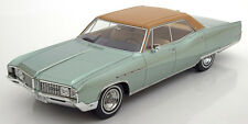 1968 Buick Electra 225 Hardtop Light Green Met by BoS Models LE of 1000 1/18 New