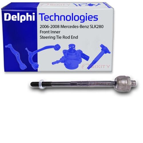nf Delphi Front Inner Steering Tie Rod End for 2006-2008 Mercedes-Benz SLK280