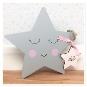 Personalised-Newborn-Baby-Boy-girl-Gift-Present-Christening-Keepsake-Moon-Star