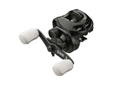 Left Handed 6.6:1 Gear Ratio 13 Fishing OA6.6-LH Origin Baitcast Reel