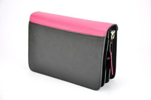 kettingriem Handgemaakt Clutch Woman Bag Bag Cowhide In Genuine roze met shdQrxCt