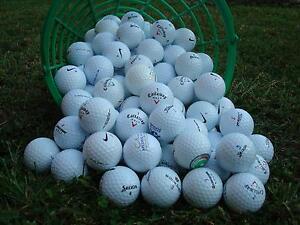 50 Golf Balls Balls Used Pearl/AAA High Quality   eBay