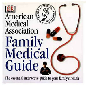 AMA-Family-Medical-Guide-PC-Health-Wellbeing-Symptoms-Lists-CDrom-NEW-XP