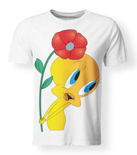 New Looney Tunes Taz Tweetie Silvestre Warner Bros Funny T-Shirt 3D Print S-7XL