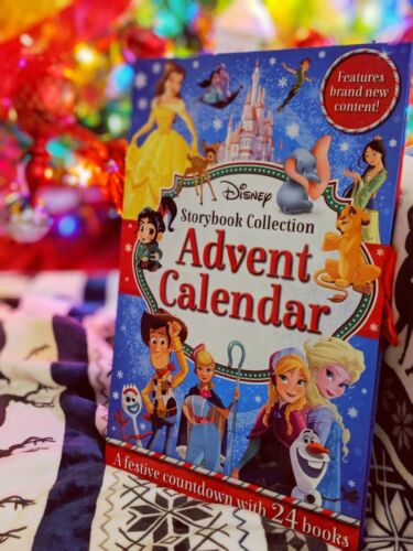 BRAND NEW 2019 Disney Storybook Advent Calendar (Large & unopened with 24 books)