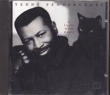 TEDDY PENDERGRASS - A little more magic - CD 1993  NEAR MINT CONDITION