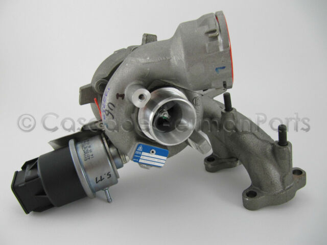New Oem Vw Jetta Brm Borg Warner Bv39 1 9 Tdi Turbocharger Turbo 05 5