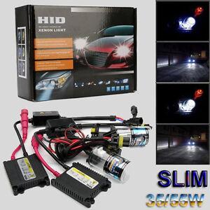 HID XENON 55W KIT Hummer H2 H3 Headlight Hi//low Fog Lights 6000k 8000k 10000k