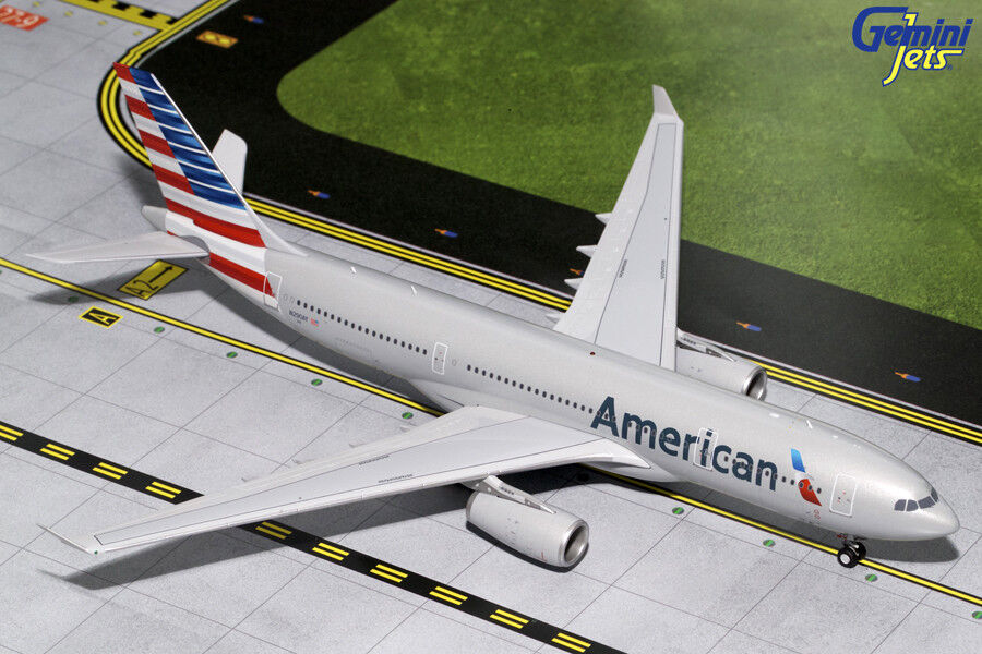 Gemini Jets 1 200 Scale American Airlines Airbus A330-200 N290AY G2AAL630