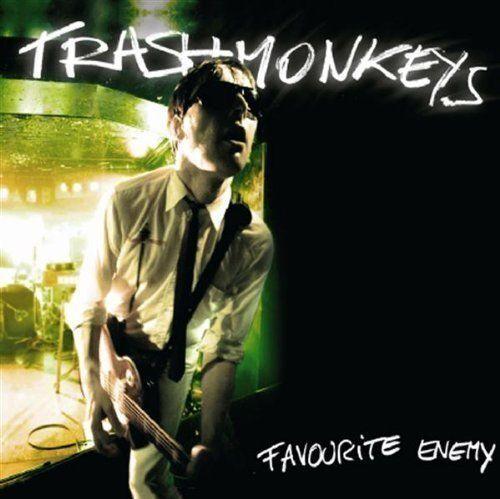 NEU ++ Favourite Enemy (CD + DVD) von Trashmonkeys ++