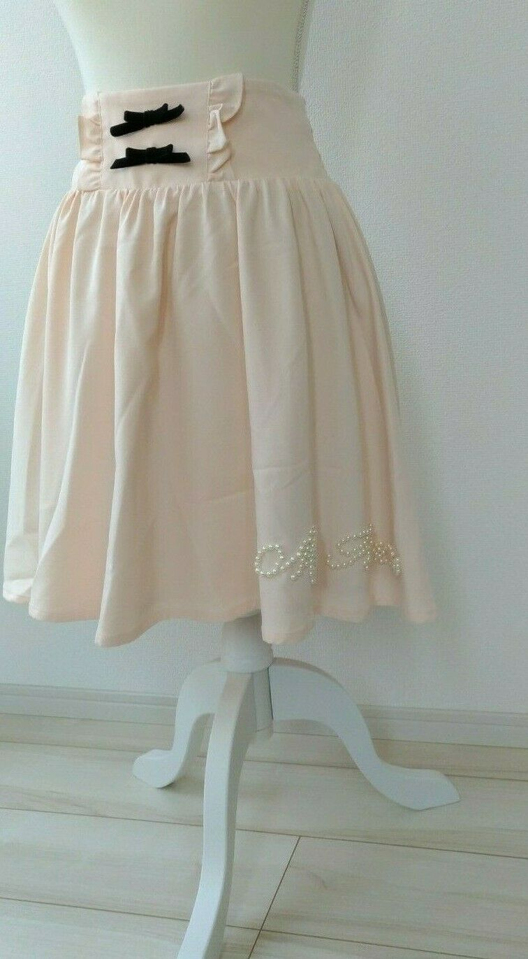 LIZ LISA Box Pleat Check Skirt japan kawaii harajuku lolita