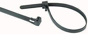 RELEASABLE CABLE TIES 200MM X 8.00MM Accessories Cable Management - CCCB7764