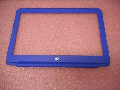 New HP Stream 13-C 13.3 Series LCD Front Bezel Blue EAY0B002060-1 830644-001