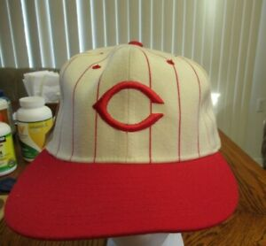 Vintage Cincinnati Reds Baseball Visor