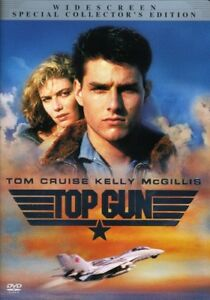 Top-Gun-New-DVD-Collector-039-s-Ed-Dolby-Digital-Theater-System-Widescreen