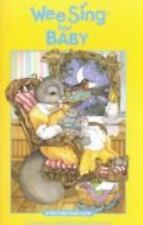 Wee Sing: Wee Sing for Baby by Pamela Conn Beall and Susan Hagen Nipp (1996, Pap