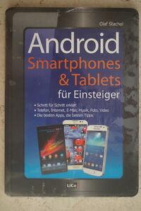 Android Smartphones & Tablets für Einsteiger *** Olaf Stachel *** TB *** NEU - Deutschland - Android Smartphones & Tablets für Einsteiger *** Olaf Stachel *** TB *** NEU - Deutschland