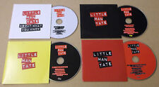 LITTLE MAN TATE About What You Know UK 10-trk DJ promo CD + 3 bonus CDs