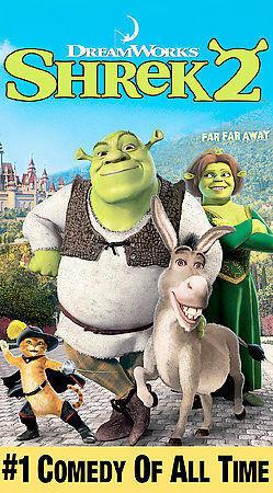 Shrek 2 Vhs 2004 For Sale Online Ebay