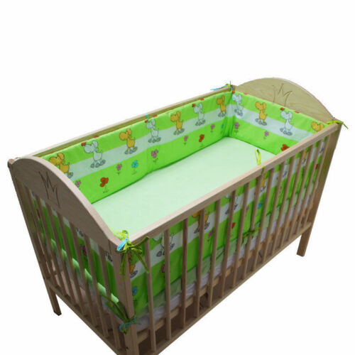 Nestchen Kopfschutz Umrandung Rundum Bettumrandung Kinderbett Babybett 140x70