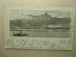 Ansichtskarte-Ungarn-Budapest-Koenigl-Burg-1899