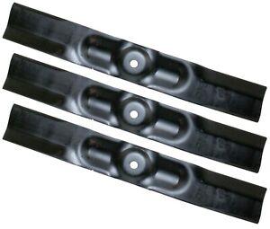 """2 39/"""" Rotary 3406 Lawn Mower Blade Set 3//8/"""" CH AMF Dynamark Noma 309069 57299"""