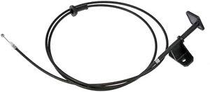 Hood Release Cable Dorman 912-104 fits 01-05 Honda Civic