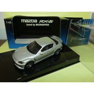 MAZDA-SPEED-RX-8-Gris-AUTOART-1-43