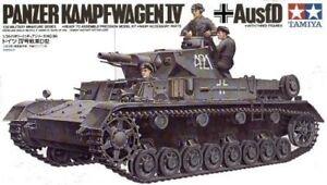 Tamiya-35096-Panzer-Kampfwagen-IV-1-35-Military-Model-kit